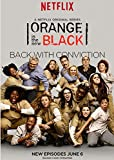 14inch x 20inch/35cm x 49cm Orange Is the New Black Season