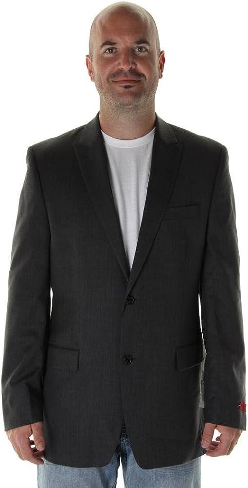 Alfani Red Men's Ranking TOP10 2 Button Sport Jacket Coat Regular 42 Sales Sports