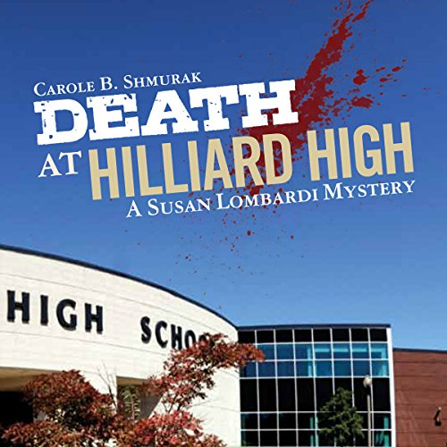 Death at Hilliard High audiobook cover art