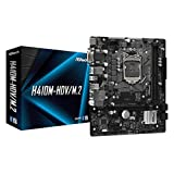 ASRock Intel 第10世代CPU(LGA1200)対応 H410チップセット搭載 Micro ATXマザーボード 【国内正規代理店品】 H410M-HDV/M.2