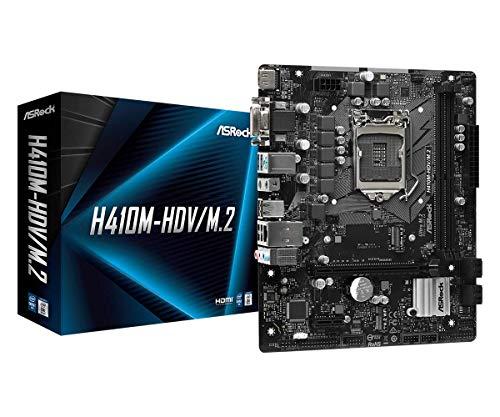 MB ASRock H410M-HDV/M.2 1200 M-ATX HDMI/DVI DDR4 Retail