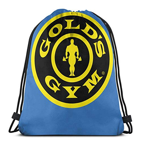 Borsa con coulisse Gold 'S Gym Rba Tank Top Training Gymsa-one_color-