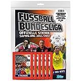 Desconocido Topps TO90422  - Fútbol Bundesliga 2011/2012 Starter Pack, álbum de cromos con 6...
