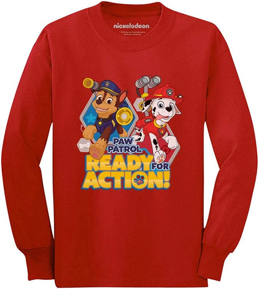 Paw Patrol Heroes Unleashed Birthday Official Nickelodeon Toddler Kids T-Shirt