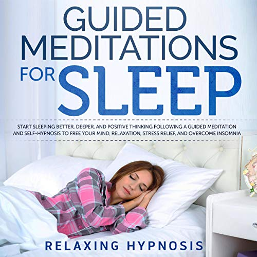 Guided Meditation for Sleep cover art