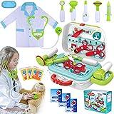 INNOCHEER Kids Doctor Kit 20 Pieces Pretend-n-Play...