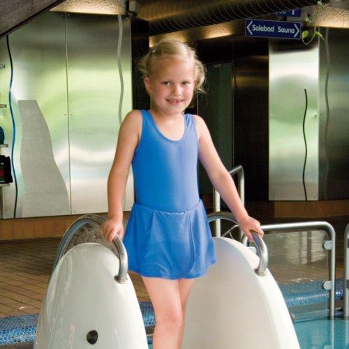 Suprima Inkontinenz Badeanzug für Mädchen 140