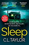 SLEEP: The gripping, suspenseful Richard & Judy psychological thriller from the Sunday Times