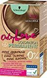 Schwarzkopf Only Love Coloration 7.00 Walnussbraun, 143 ml