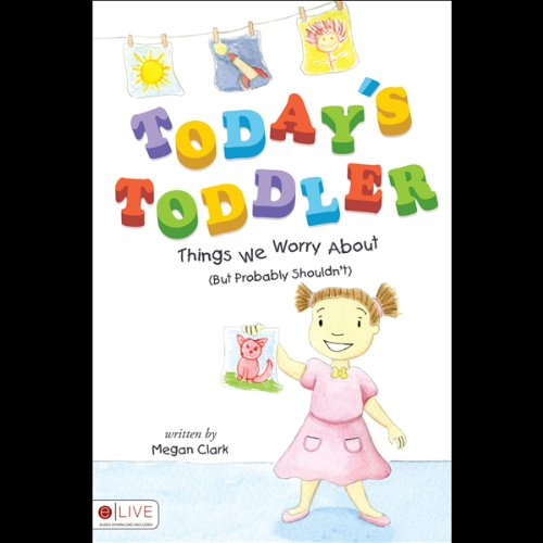 Today's Toddler audiobook cover art