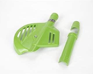 UFO KA02796026 Replacement Plastic (for Kawasaki F DISC CVR KDX200 95-00 GR)