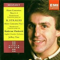 Complete Horn Concertos / Concerto 1 by Mozart (1994-02-19)