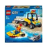 Immagine 1 lego city atv di soccorso