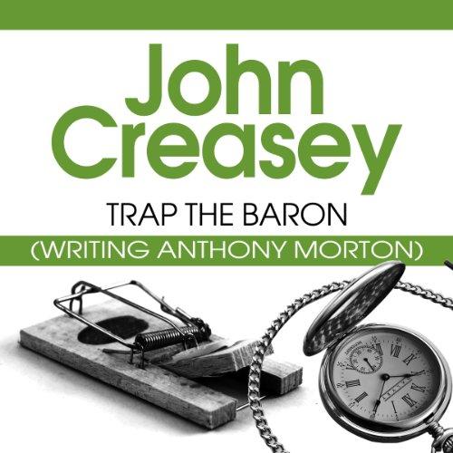 Trap the Baron cover art