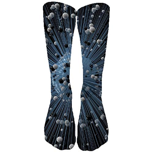 Geometric Socks Men Psychedelic Socks Animal Vortex Stocking Printed Honeycomb Funny Print Square Sock 3d Ladies socks