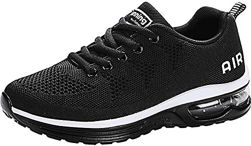 Zapatillas de Deportes Hombre Mujer Zapatos Deportivos Aire Libre para Correr Calzado Sneakers Gimnasio Casual Running Zapatillas para Correr