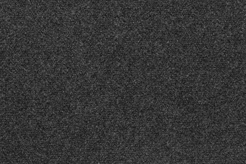 Teppichboden Milo von andiamo aus Nadelfilz, robust, pflegeleicht, Büroteppich, Farbe:Anthrazit, Größe:200 x 600 cm