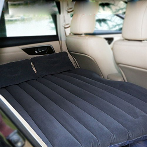 Sinbide Luftmatratze Auto|Luftbett|Luftmatratze Bett|Luftmatratze Camping mit Luftpumpe