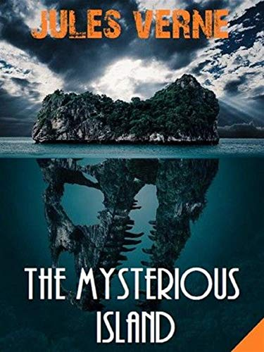 The Mysterious Island Illustrated (English Edition)