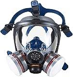 Full Face Respirator- Protective...