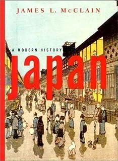 Japan: A Modern History by James L. McClain(2001-11)