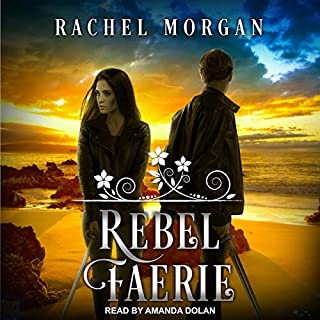 Rebel Faerie     Creepy Hollow Series, Book 9              Written by:                                                                                                                                 Rachel Morgan                               Narrated by:                                                                                                                                 Amanda Dolan                      Length: 9 hrs and 42 mins     Not rated yet     Overall 0.0