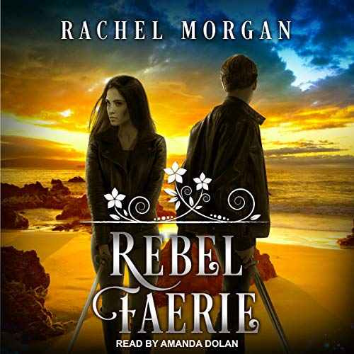 Rebel Faerie audiobook cover art