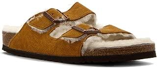 Birkenstock Women's Arizona Shearling Slide Sandal