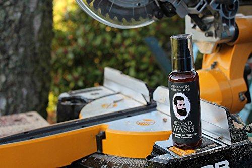 Bartshampoo - 2-in-1 Shampoo & Spülung Abbildung 2