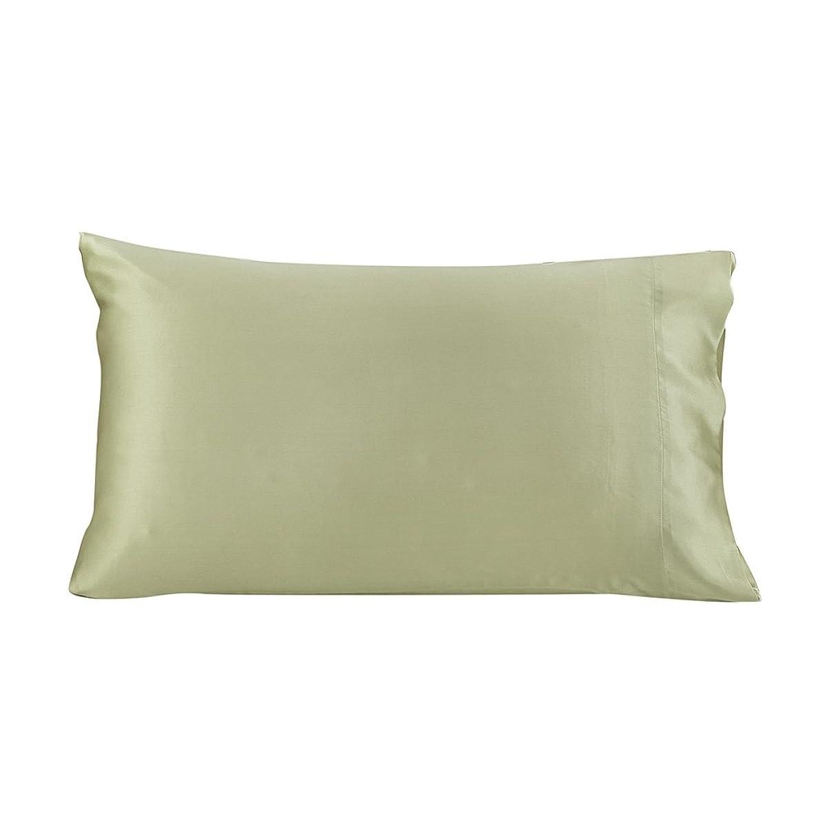 LilySilk UK1016-14-5065 100% Mulberry Silk Pillowcase Terse 22 Momme Standard 20