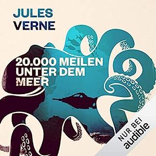 20.000 Meilen unter dem Meer                   Autor:                                                                                                                                 Jules Verne                               Sprecher:                                                                                                                                 Jürgen Kluckert                      Spieldauer: 17 Std. und 2 Min.     1.091 Bewertungen     Gesamt 4,3