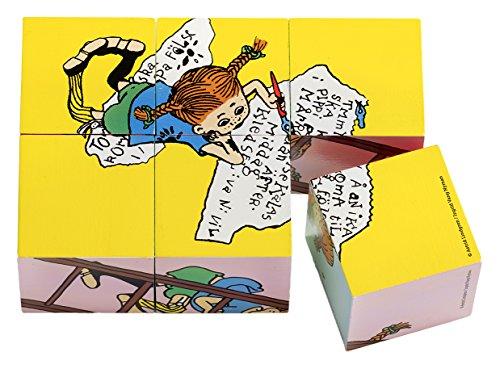 Pippi 44–3781–00Puzzle Blocks