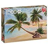 Jumbo- Polinesia Francesa, Puzzle de 1000 Piezas (618363)