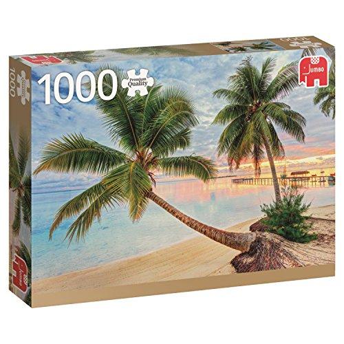 Jumbo 618363 - Puzzle Polinesia Francese