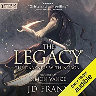 The Legacy cover art