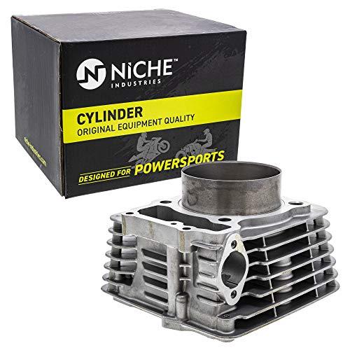 NICHE 87mm 416cc Big Bore Cylinder for Honda 1996-2014 Sportrax TRX400 XR400R 12100-KCY-670 12100-HN1-A70