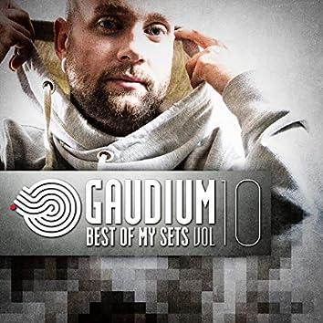 Gaudium - Best of My Sets, Vol. 10