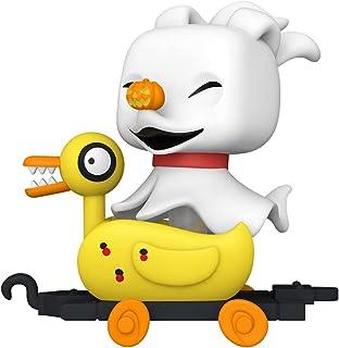 Funko Pop! Tren: Pesadilla Antes de Navidad - Zero in Duck Cart