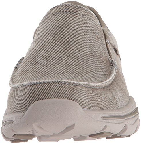 Skechers Men's Relaxed Fit-Creston-Moseco Moccasin