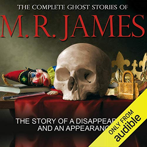 The Story of a Disappearance and an Appearance audiobook cover art