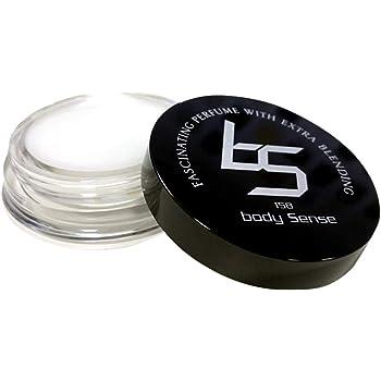 ソシア (SOCIA) ボディセンス [ 4g / 約1ヵ月分 ] メンズ 練り香水 フェロモン 男性用 香水 (微香性 ムスク系の香り)