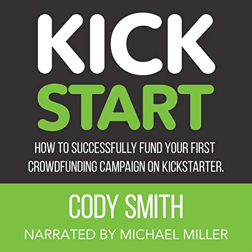 Kick Start audiobook cover art