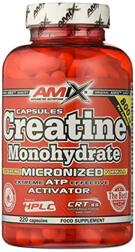 Amix Creatine Monohydrate 220 Caps 940 g