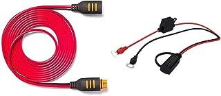CTEK Connect 2.5M Extension: Verlängern Sie die Reichweite Ihres CTEK Ladegeräts & Indicator Eylet M6: Praktischer Ringösen Anschluss mit live Anzeige des Batterieladezustands
