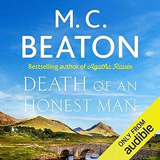 Hamish Macbeth: Death of an Honest Man cover art