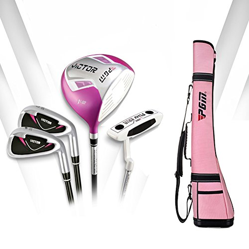 Set Golf Mujer Diestra Marca PGM