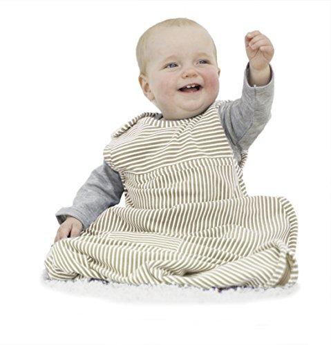 Merino Kids Baby Sleep Bag, Schlafsack für Babys 0-2 Jahren, Minze