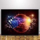 KELDOG Doctor Who Puzzles Rompecabezas de Madera de 1000 Piezas, Rompecabezas intelectuales, Juguetes, Juegos Divertidos, Gran Regalo Educativo para niños, Imagen