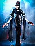 HiPlay 1/6 Scale Female Action Figure Full Set- Modern Sorceress, 12 inch Super Flexible Figure Doll Full Set JX01