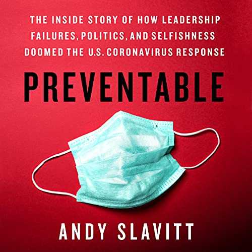 Preventable Audiobook By Andy Slavitt cover art